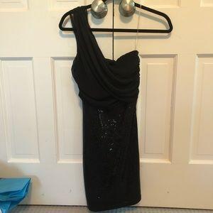 NWOT Esley One Shoulder Dress